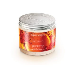 spicy body butter